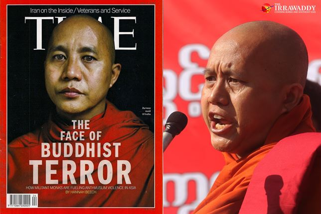Pengadilan Myanmar Keluarkan Surat Perintah Penangkapan kepada Biksu Antimuslim, Ashin Wirathu